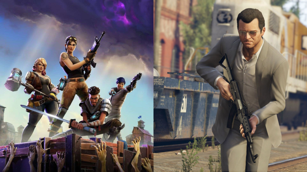 Fortnite Kembangkan Mode Open World Seperti GTA Online?