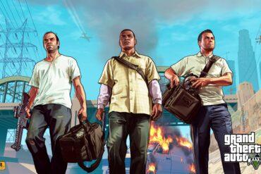 GTA V PS5 dan Series X Akan Dirilis Pada November 2021