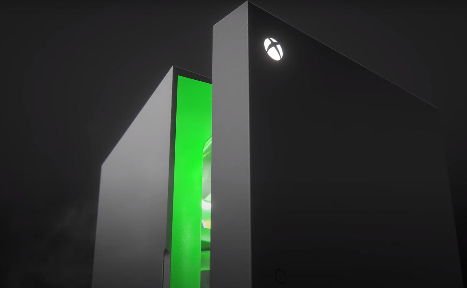 Xbox Resmi Jual Kulkas, Akan Diluncurkan Tahun Ini