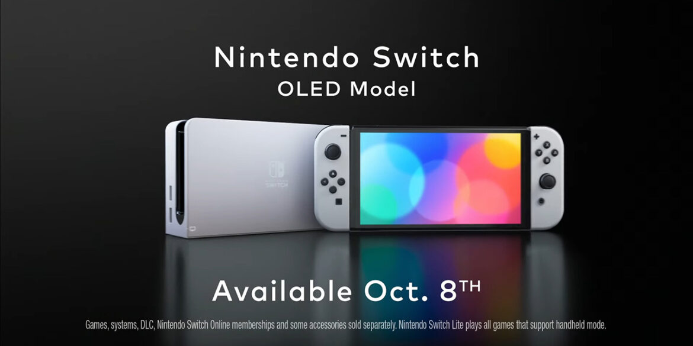 Nintendo Umumkan Varian Nintendo Switch OLED Model