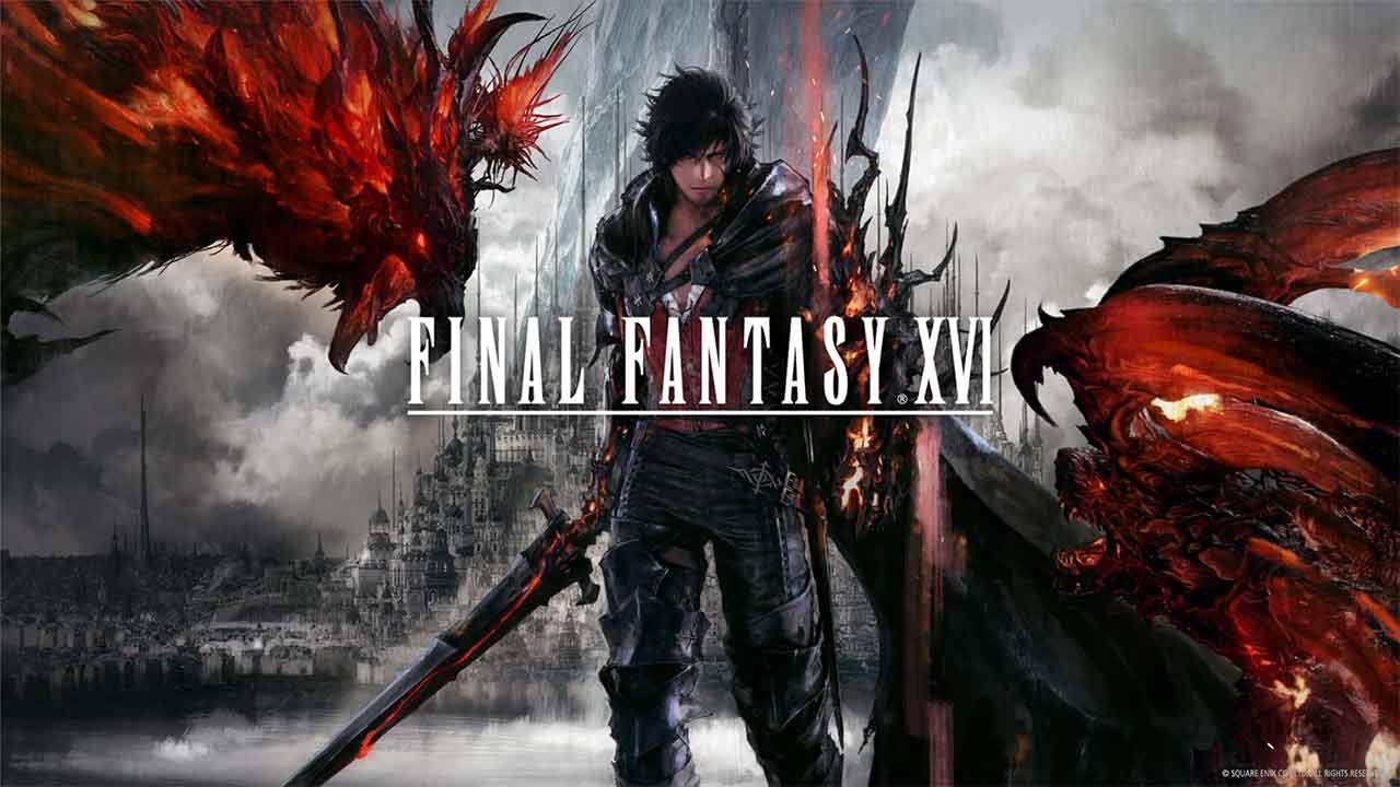 Final Fantasy XVI Kini Hampir Selesaikan Cerita