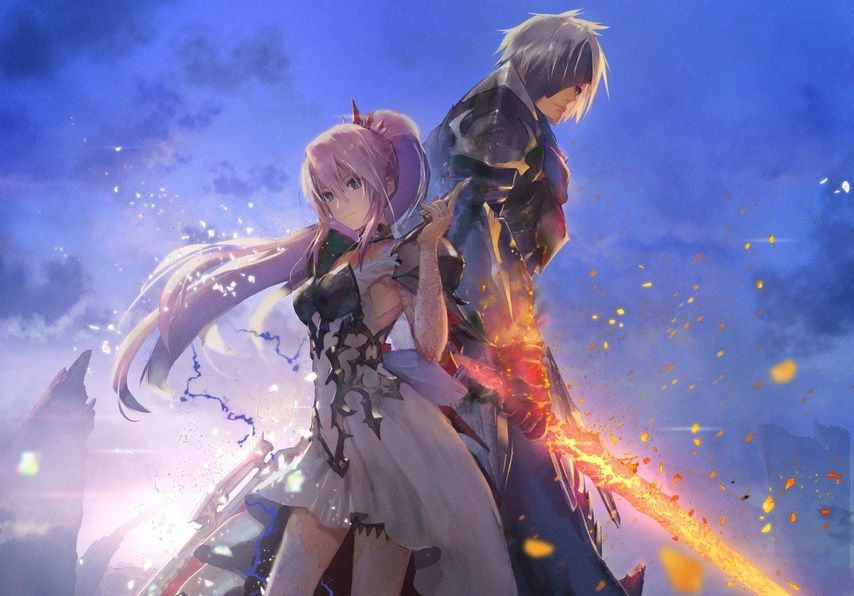 Tales of Arise Rilis Opening Anime Yang Digarap Oleh Ufotable