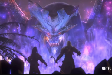 Film Animasi Monster Hunter Adaptasi Netflix Akan Tayang Bulan Agustus 2021