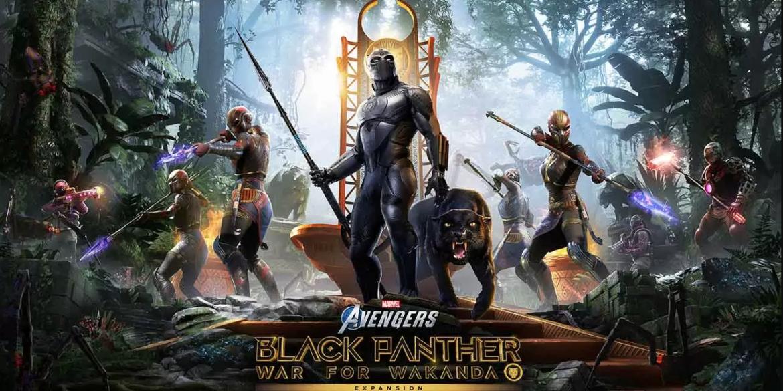 Black Panther Akan Segera Hadir di Game Marvel Avengers