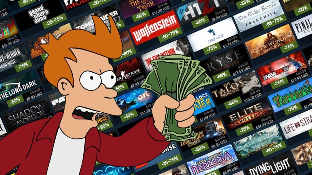 10 Rekomendasi Game Terbaik Yang Harus Kamu Beli di Steam Summer Sale
