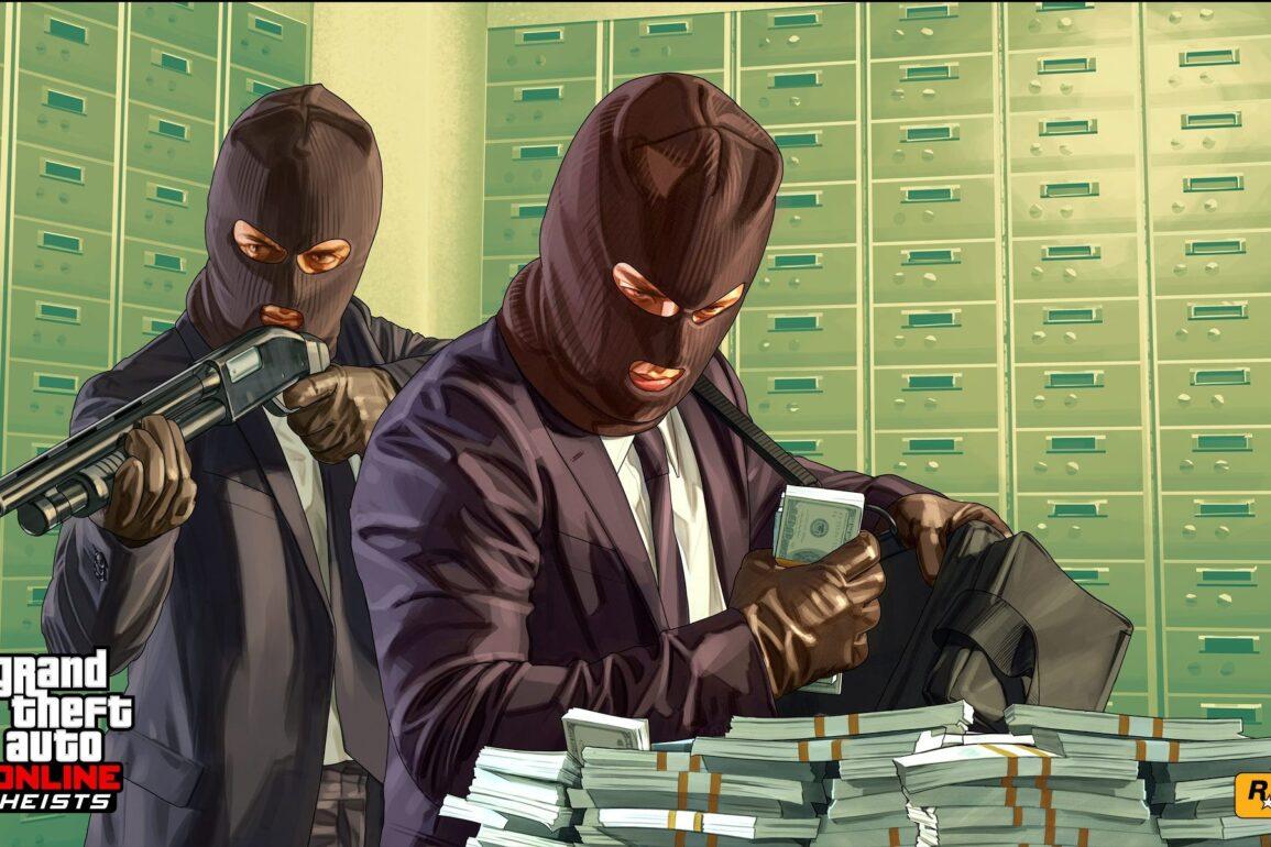 GTA V Berhasil Terjual Sebanyak 150 Juta Copy!