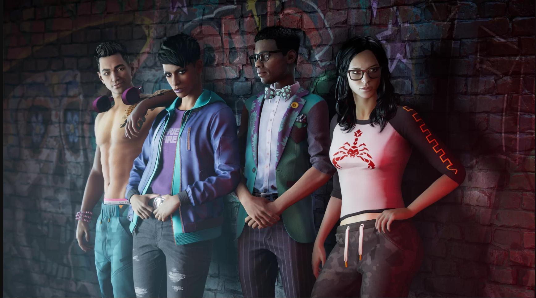 Resmi Diumumkan, Saints Row Reboot Meluncur Februari 2022