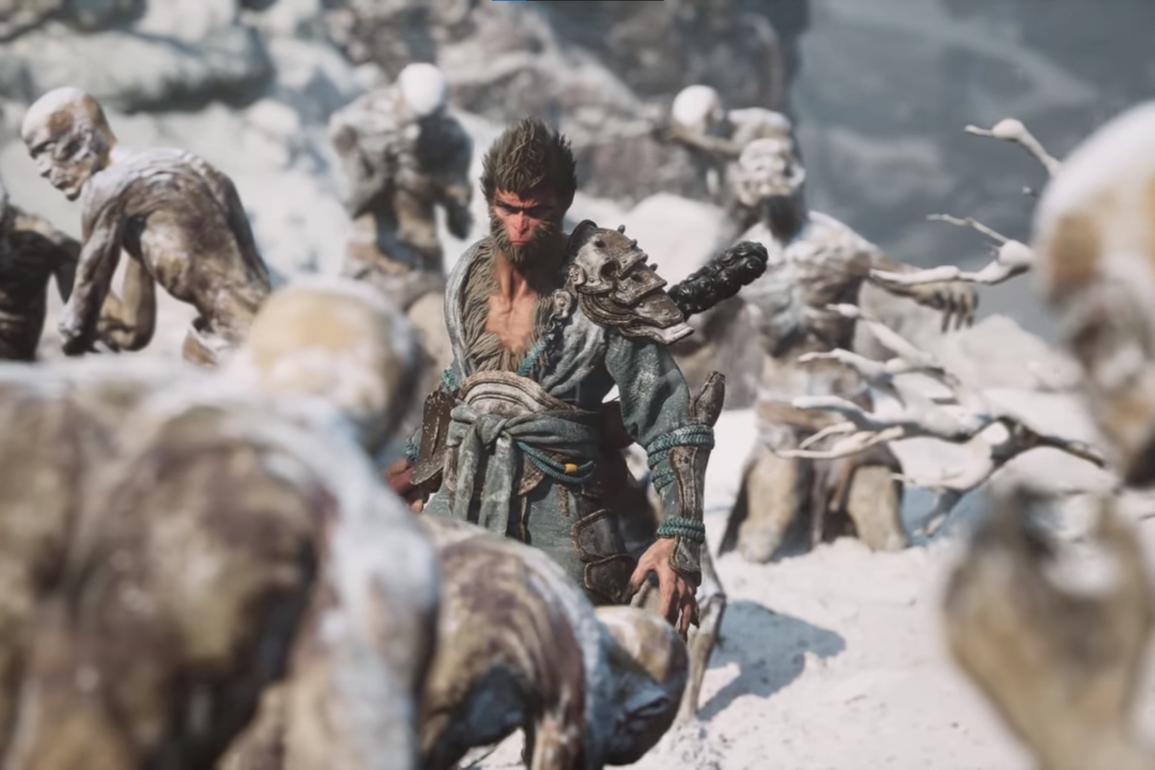 Black Myth: Wukong Rilis Trailer Baru, Gunakan Unreal Engine 5