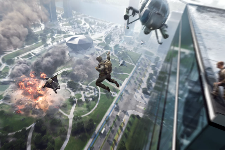 Spesifikasi PC Technical Playtest Battlefield 2042