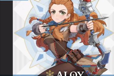 Gameplay Karakter Baru Aloy Genshin Impact Bocor!
