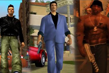 Proyek Remake GTA III, Vice City, dan San Andreas Gunakan Unreal Engine?