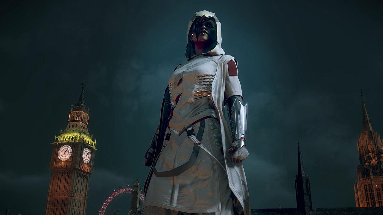 Darcy, Karakter Crossover Assassin's Creed dan Watch Dogs: Legion