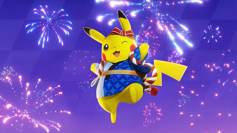 Pokemon Unite Bagikan Ribuan Aeos Ticket Gratis