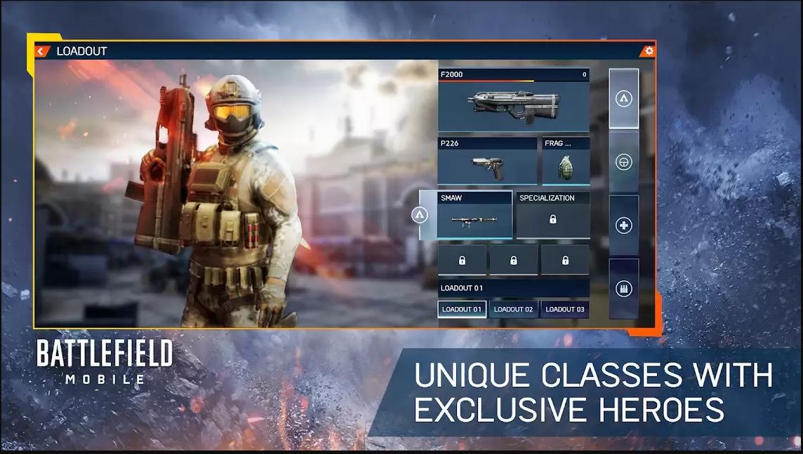 Battlefield Versi Mobile Kini Telah Tersedia! Bisa Kamu Uji Coba Sekarang!