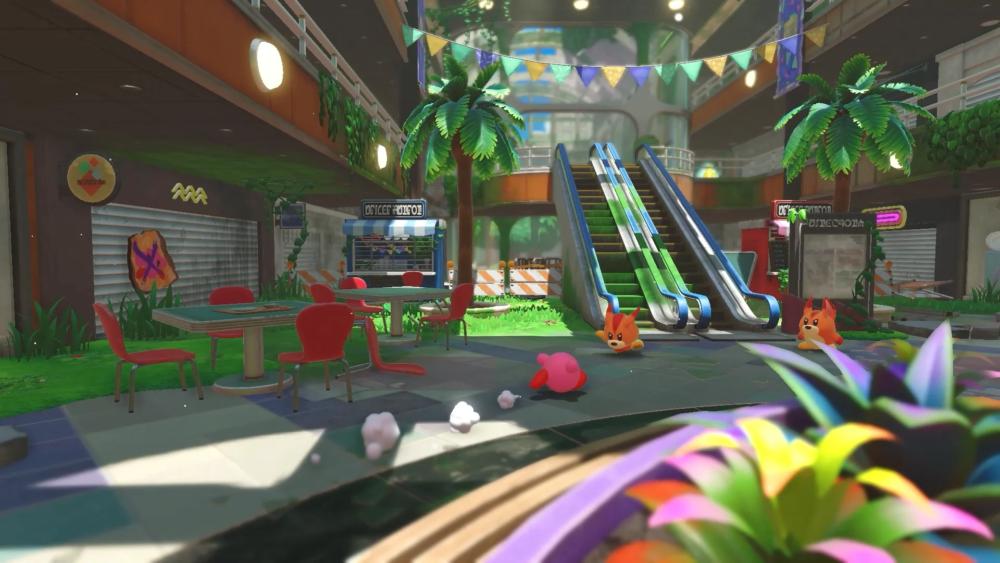 Petualangan Kirby Dengan Bentuk 3D