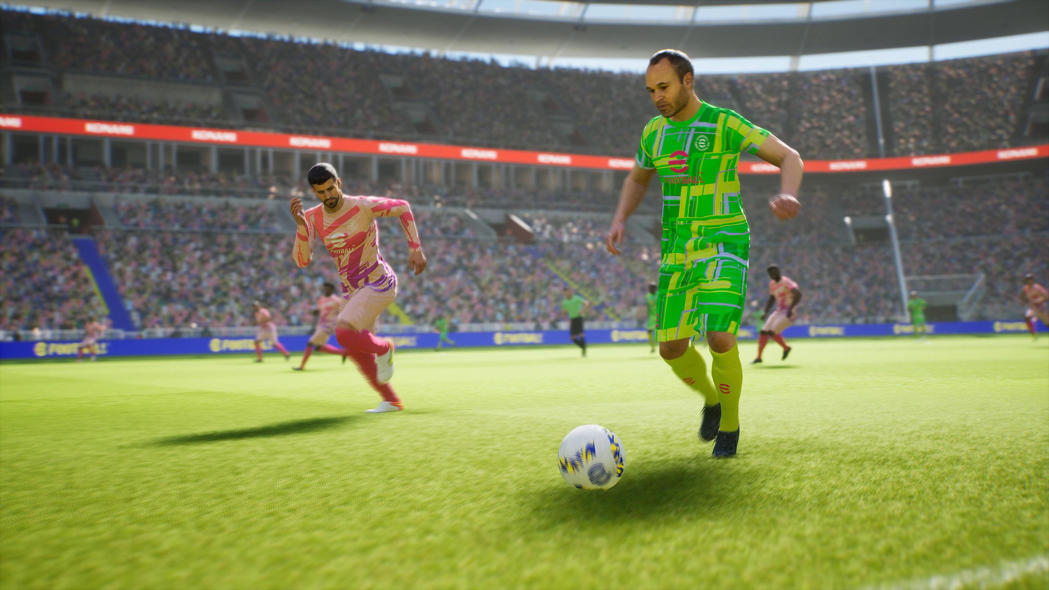 Spesifikasi Minimum PC eFootball 2022