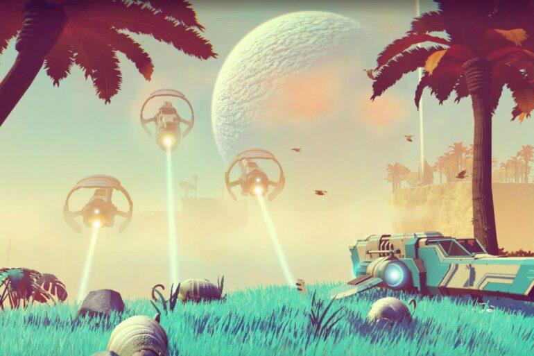 Setelah Lima Tahun, Kini Review No Man's Sky Jadi Sangat Positif di Steam