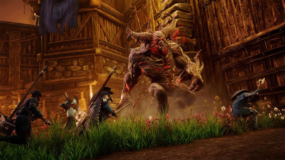 Fitur Transfer Server di Game MMORPG New World Ditunda